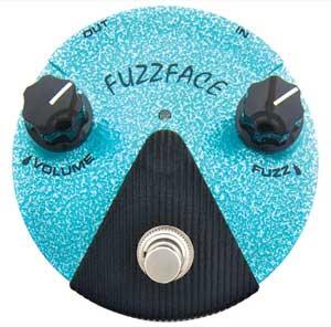 Dunlop Fuzz Face Mini Pedal Jimi Hendrix