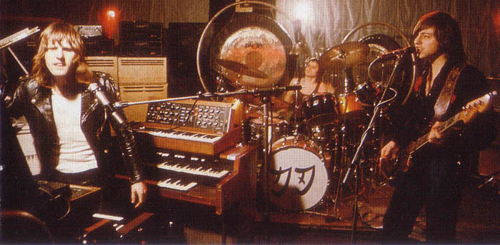 Emerson, Lake, and Palmer Live