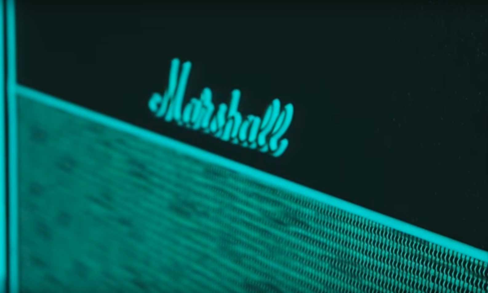 Marshall 1974X Amp Jimi Hendrix