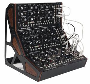 Moog Mother-32 3-tier rack kit