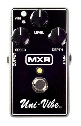 MXR Uni Vibe Pedal Jimi Hendrix