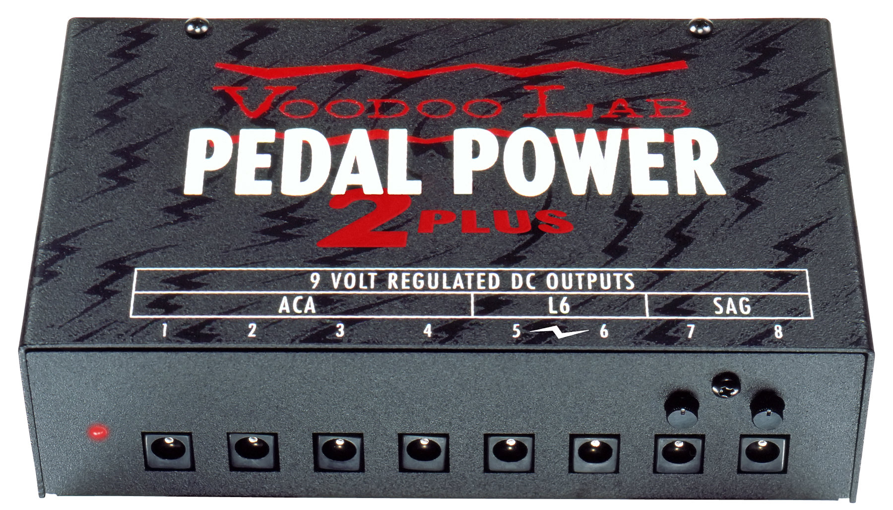 Voodoo Labs Pedal Power 2 Plus power supply