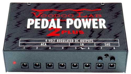 Voodoo Labs Pedal Power 2 Plus power supply