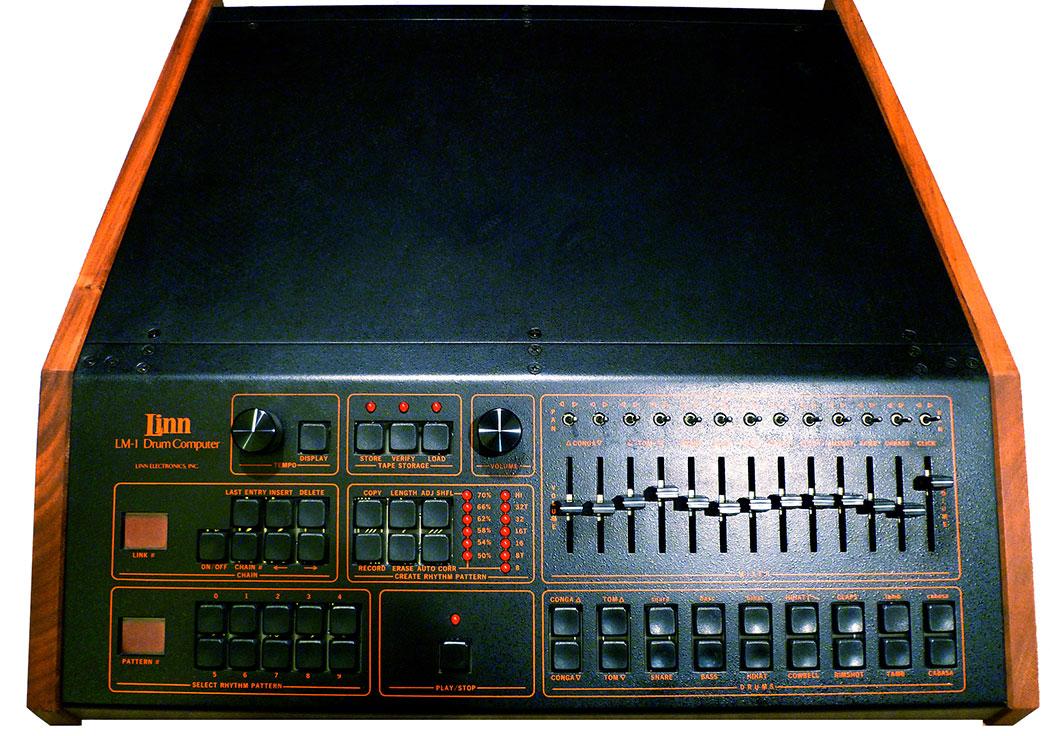 Linn LM-1 Drum Computer