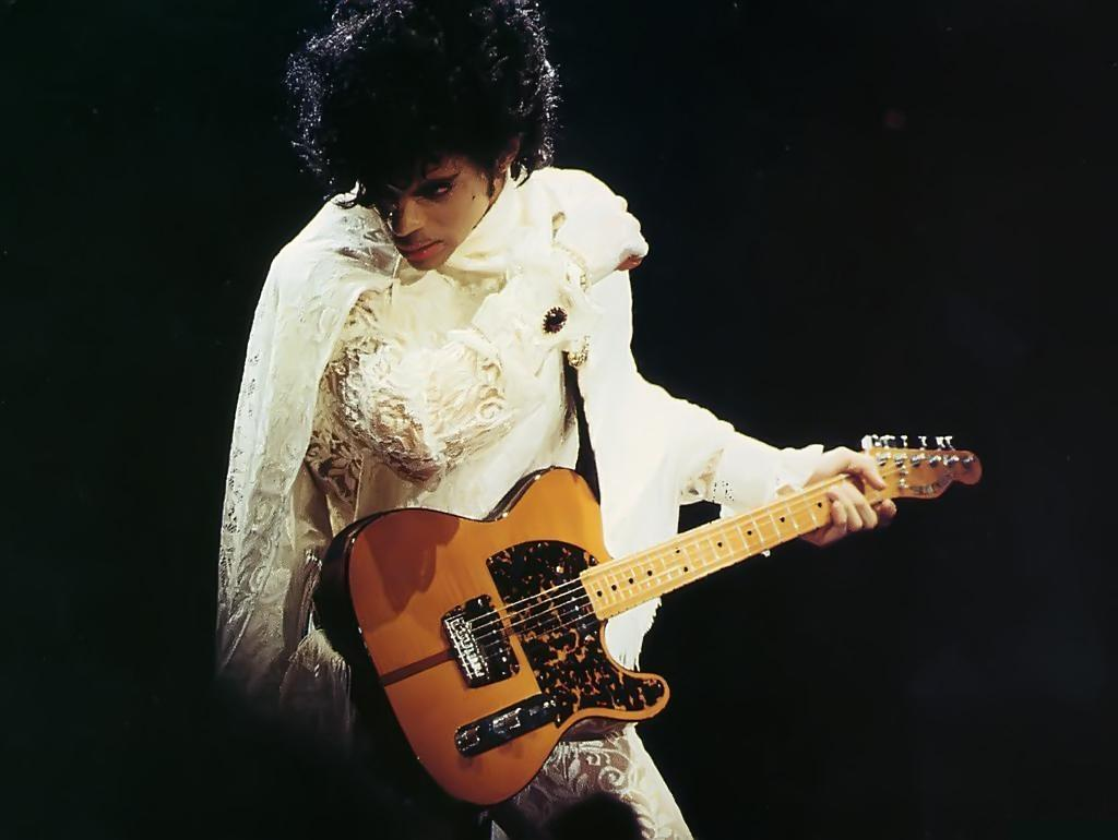 Prince's Modified Hohner Telecaster