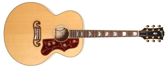 Gibson 2016 SJ-200 Jumbo Acoustic-Electric Guitar