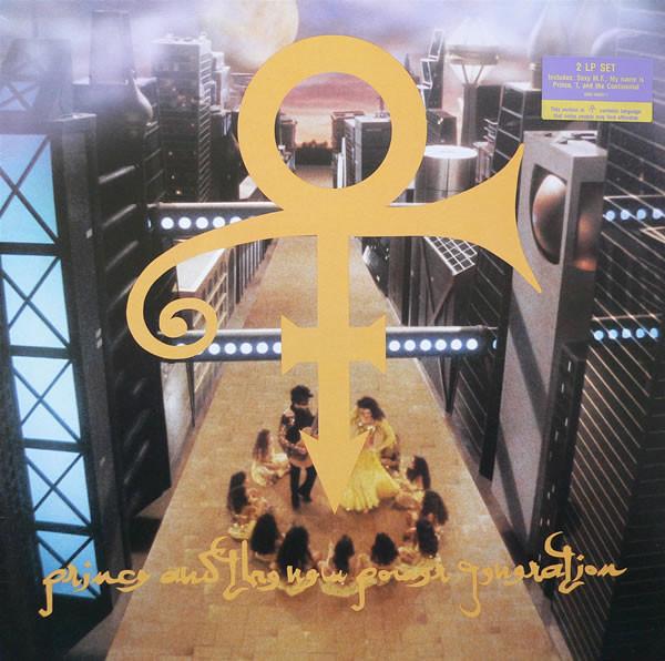 The Love Symbol Album Cover (1992)