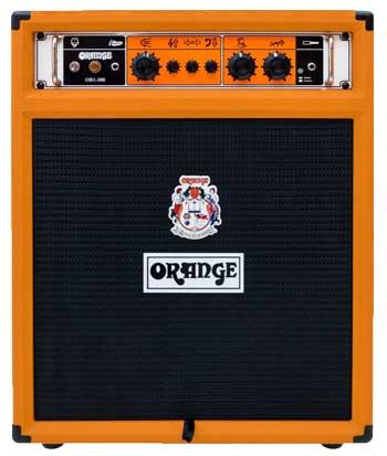 Orange OB-1 300 bass combo
