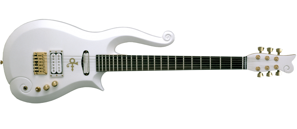 "Schecter Prince ""Cloud"" Electric Guitar"