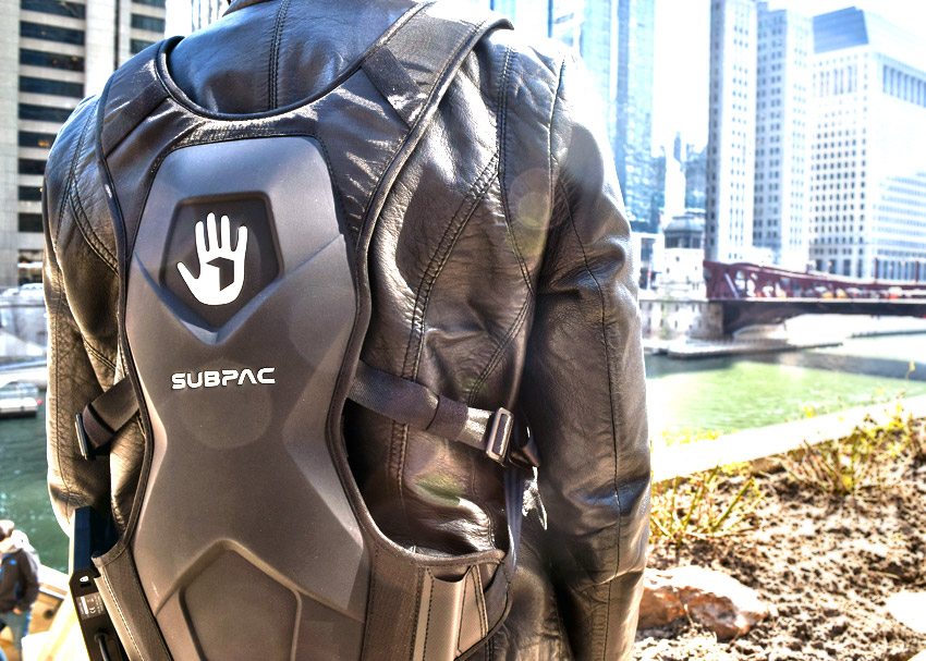 Subpac Tactile Bass System Review