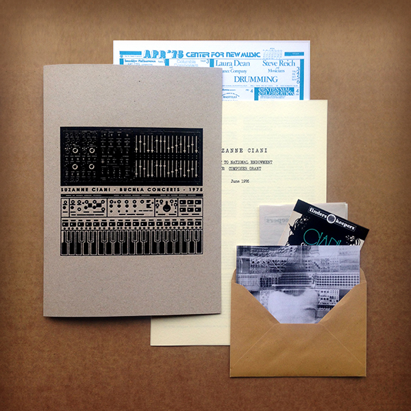 Buchla Concerts with Paper