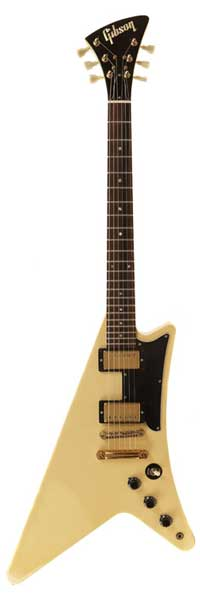 Gibson Moderne (Heritage Edition re-issue)