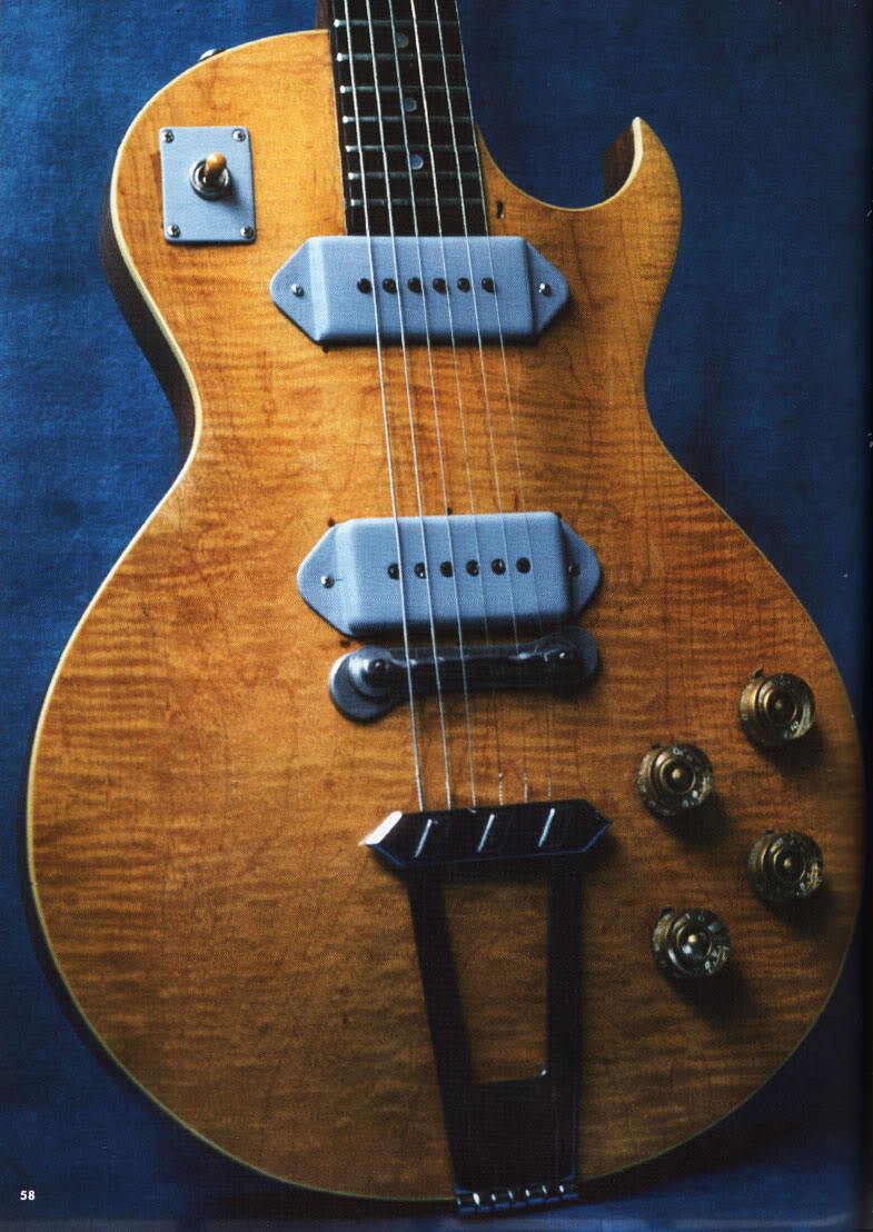 Gibson Les Paul prototype