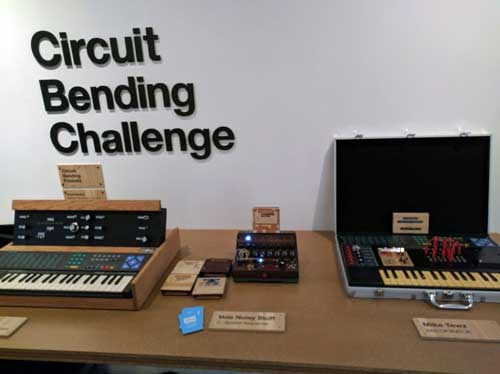 Entries in Moogfest's Circuit Bending Challenge