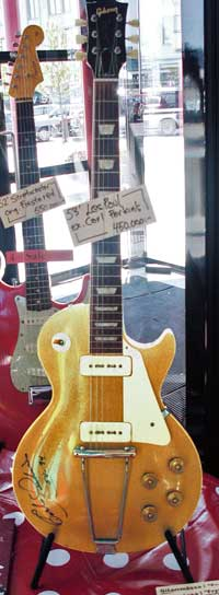 A 1953 Gibson Les Paul for sale