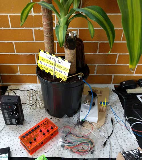 Bastl Instruments Micro Granny 2.4