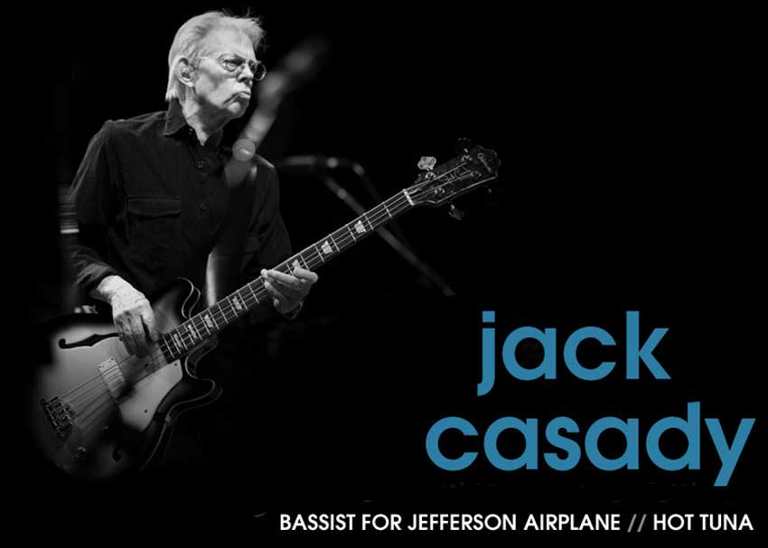 Jack Casady Interview