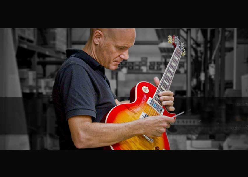 Interview with Jim De Cola, Gibson's Head Luthier