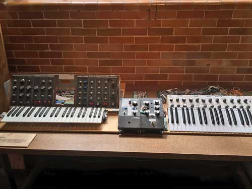 Early Prototypes of the Minimoog Model D