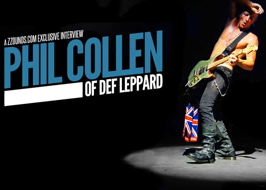 Phil Collen Interview