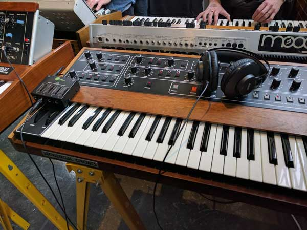 Sequential Circuits at Moogfest 2016