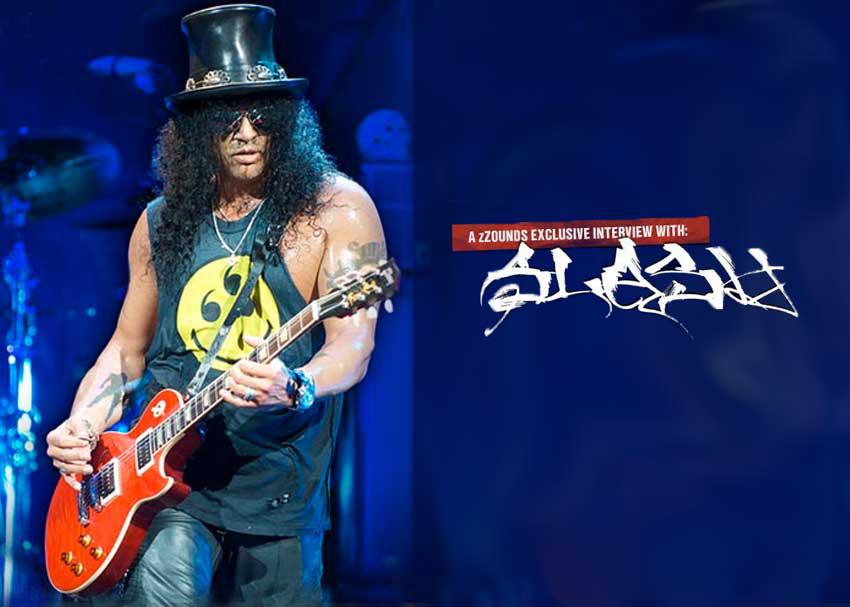 Slash Interview