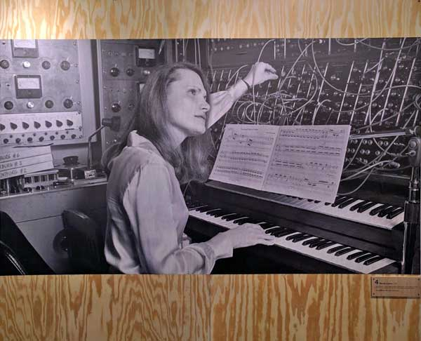 Synth and transgender pioneer Wendy Carlos honored at Moogfest