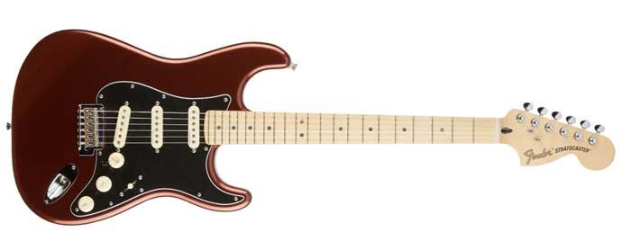 Fender Deluxe Lonestar Stratocaster (maple fretboard)