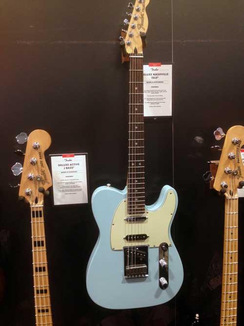 Fender Deluxe Series Nashville Telecaster