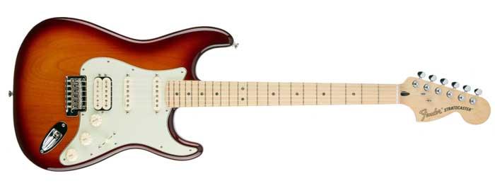 Fender Deluxe Stratocaster HSS (maple fretboard)