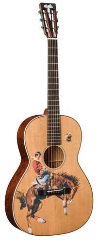 Martin LE Cowboy 2016 Summer NAMM Show Special