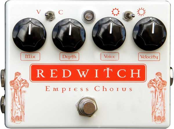 One of Ben Fulton's first designs, the Red Witch Empress Chorus