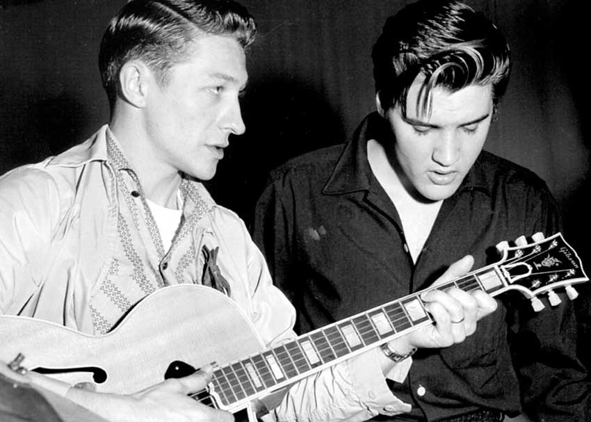 Scotty Moore, Elvis' first guitarist, dead at 84