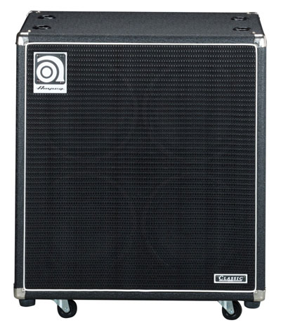 Ampeg 4x10 Cabinet