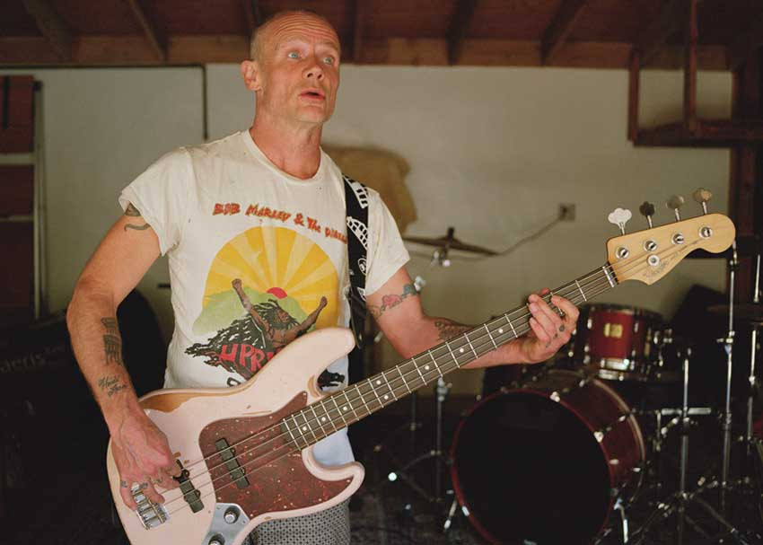 Flea Signature Fender Jazz Bass