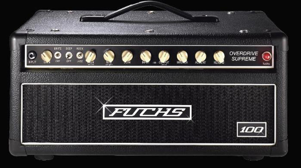 Fuchs Overdrive Supreme 100-watt head