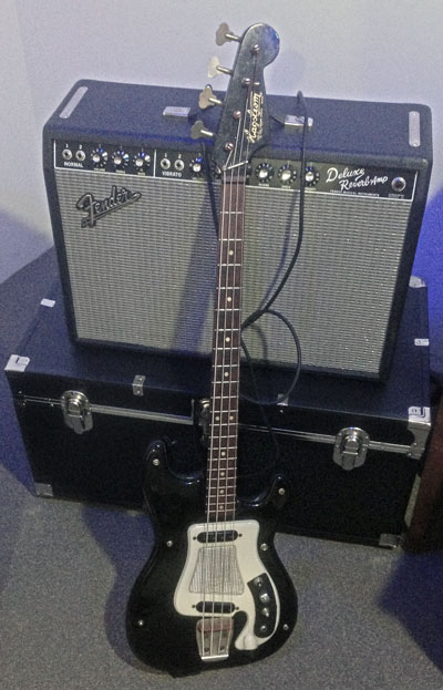 Hagstrom Kent Bass (Circa '66)