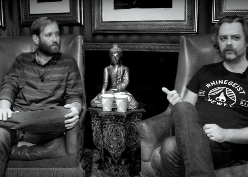 Minus the Bear Interview
