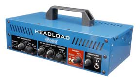 Radial HeadLoad amp load box