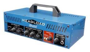 Radial HeadLoad amp load box