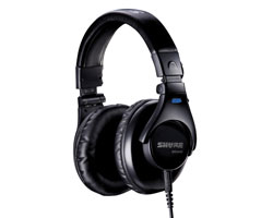 Shure SRH-440 headphones