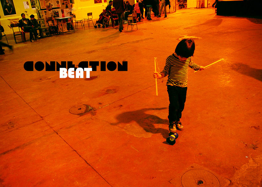 Reggaeton Beat Connection by Author