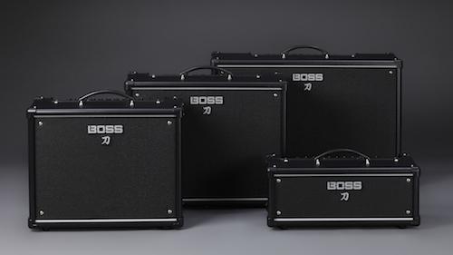 Boss Katana amplifiers