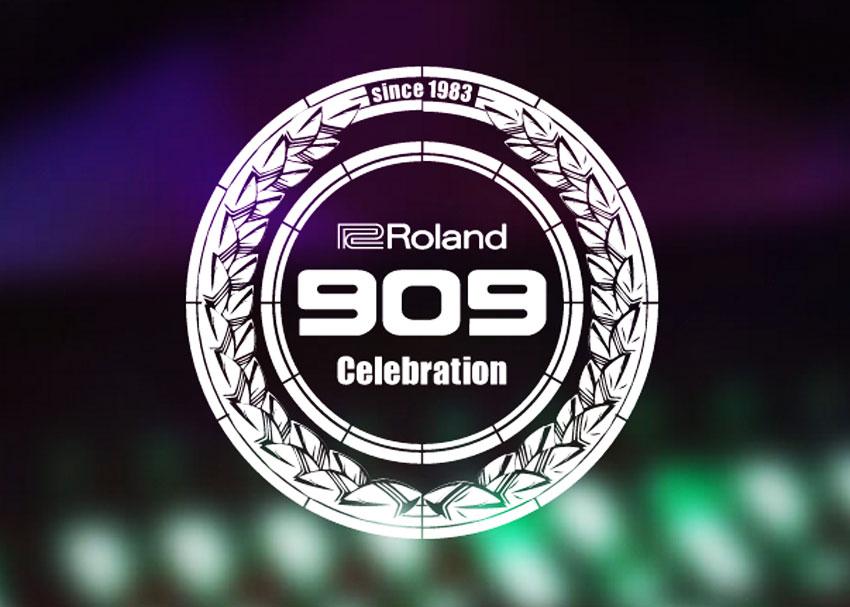 Roland 909 Day