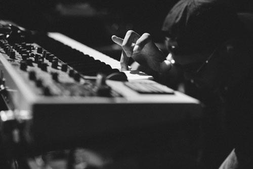 AWOLNATION keyboardist Kenny Carkeet