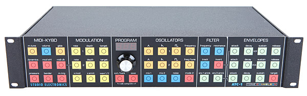 Studio Electronicx ATC-1 Tone Chameleon