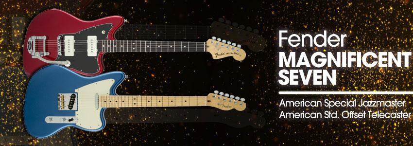 Fender Magnificent Seven