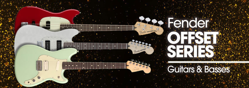 Fender Offset Series