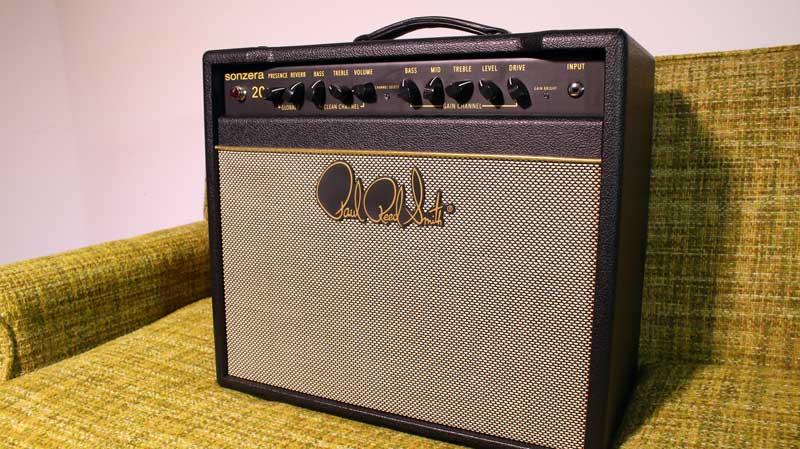 PRS Sonzera 20 combo amp