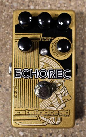 Catalinbread's Echorec delay pedal